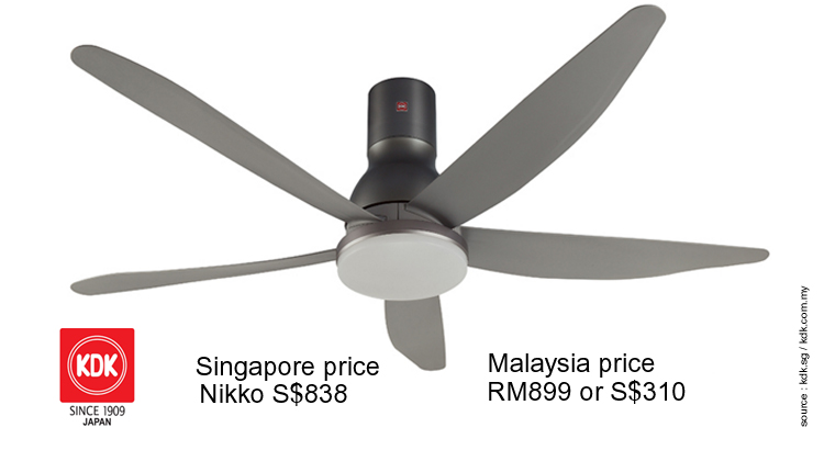 Kdk ceiling fan with light singapore ceiling fan ideas kdk ceiling fan with light malaysia designs aloadofball Images